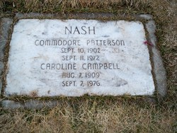 Caroline <i>Campbell</i> Nash