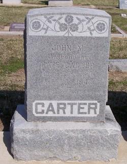 John M. Carter