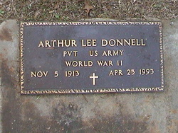 Arthur Lee Donnell