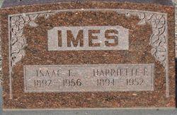 Isaac Earl Imes
