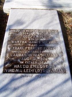 Dr Waldo Emerson Floyd
