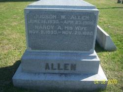 Judson W Allen