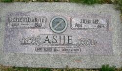 Roxanne Elizabeth <i>Coggins</i> Ashe