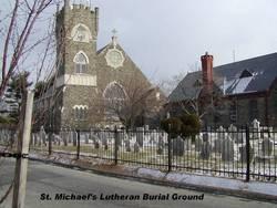 Saint Michaels Lutheran Churchyard