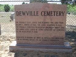 Dewville Cemetery