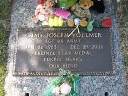 Sgt Chad J. Vollmer