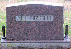 Charles Montgomery Allbright
