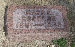 Kate E. <i>Stone</i> Goodloe