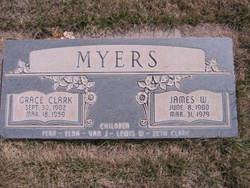 Grace <i>Clark</i> Myers