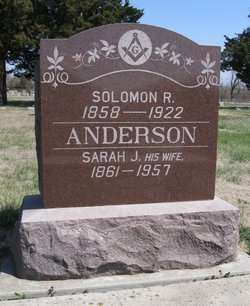 Solomon R. Anderson