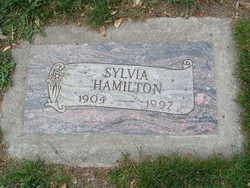 Sylvia <i>Fletcher</i> Hamilton