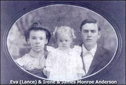 Eva <i>Lance</i> Anderson