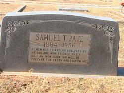 Samuel T Pate