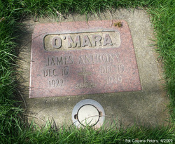 James Anthony O'Mara