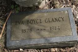 Eva <i>Boyce</i> Glancy