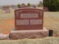 Virgie Della <i>Johns</i> Jansson