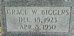 Grace <i>Way</i> Biggers