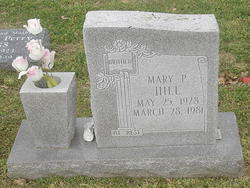 Mary Pauline Hill