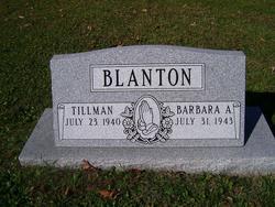 Tillman Blanton