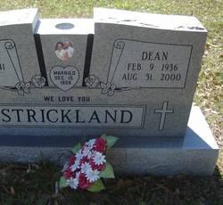 Dean Strickland