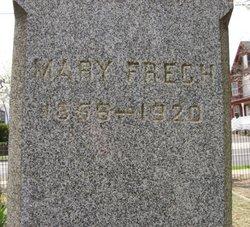 Mary Pauline <i>Stecher</i> Freck