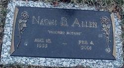 Naomi Berle <i>Shipley</i> Allen