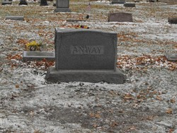 Walter Henry Anway