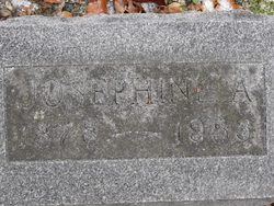 Josephine A. <i>Wolkens</i> Anway