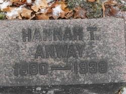 Hannah Theresa <i>Wolkens</i> Anway