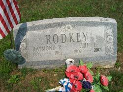 Ethel B. <i>Chronister</i> Rodkey