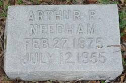 Arthur R Needham