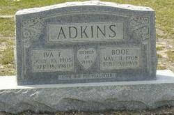 Booe Adkins