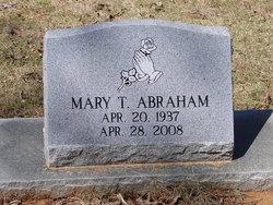 Mary T. Abraham