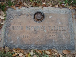 Helen Mary <i>Brewster</i> Caraker