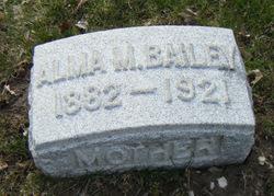 Alma M <i>Biede</i> Bailey