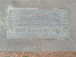 Henry Norman Whitaker