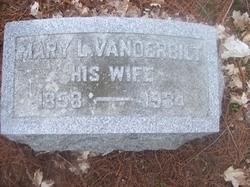 Mary L <i>Vanderbilt</i> Bowlby