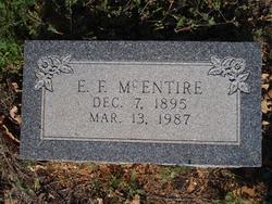 E. F. McEntire