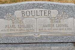 Pearl Edeleen <i>Carlson</i> Boulter