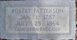 Robert Patterson, Jr