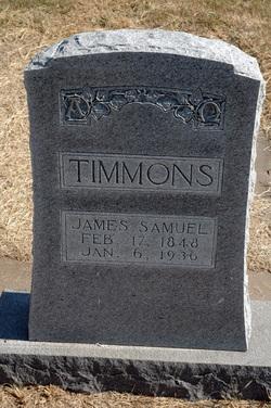 James Samuel Timmons
