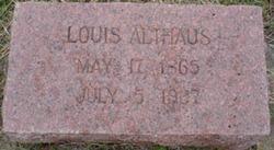 Louis Althaus