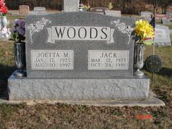 Joetta M <i>Wools</i> Woods