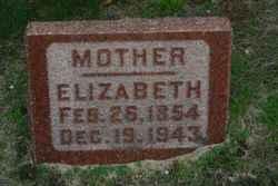 Elizabeth <i>Baker</i> Becker