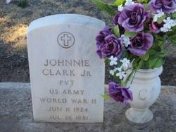 Johnnie Clark, Jr