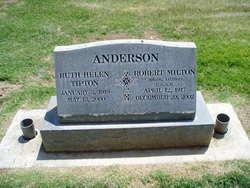 Robert Milton Anderson