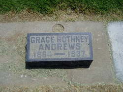 Grace Thompson <i>Rothney</i> Andrews