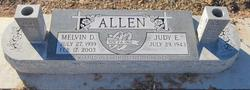 Melvin D. Allen