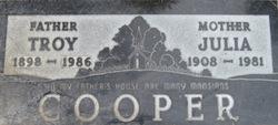 Albert Troy Cooper