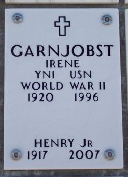 Henry J Hank Garnjobst, Jr